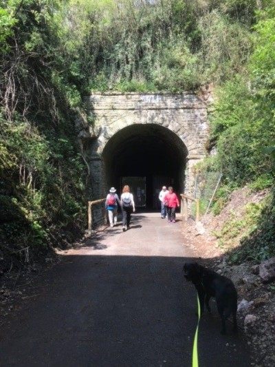 The Wye Valley Greenway