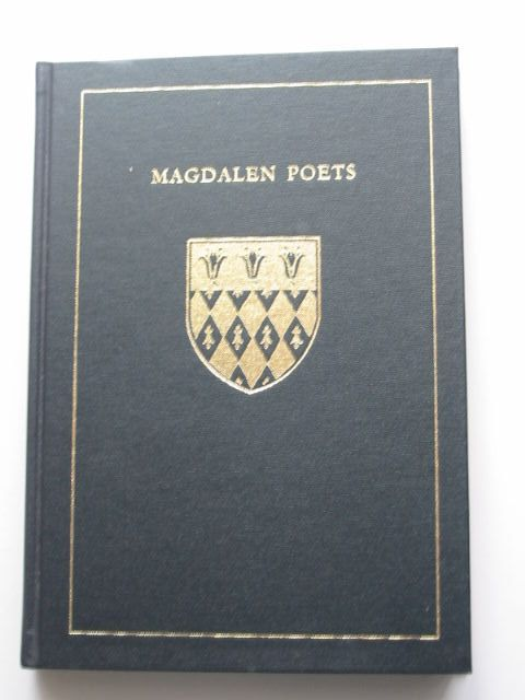 Photo of MAGDALEN POETS written by Macfarlane, Robert published by Magdalen College (STOCK CODE: 1001262)  for sale by Stella & Rose's Books