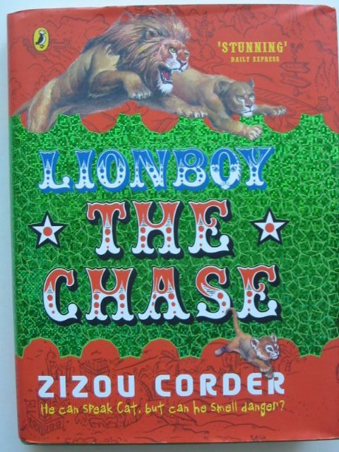 Photo of LIONBOY: THE CHASE written by Corder, Zizou published by Puffin Books (STOCK CODE: 1101937)  for sale by Stella & Rose's Books