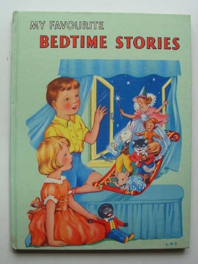 Uncle Martin's Bedtime Story