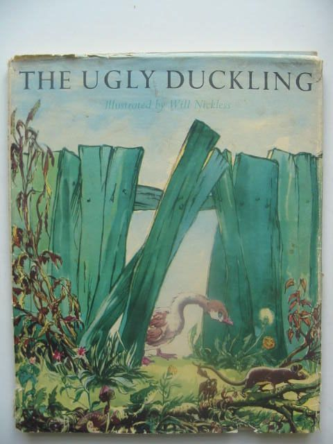 Photo of THE UGLY DUCKLING written by Andersen, Hans Christian illustrated by Nickless, Will published by Penguin (STOCK CODE: 1103183)  for sale by Stella & Rose's Books