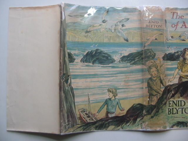 Photo of THE ISLAND OF ADVENTURE written by Blyton, Enid illustrated by Tresilian, Stuart published by Macmillan & Co. Ltd. (STOCK CODE: 1103867)  for sale by Stella & Rose's Books