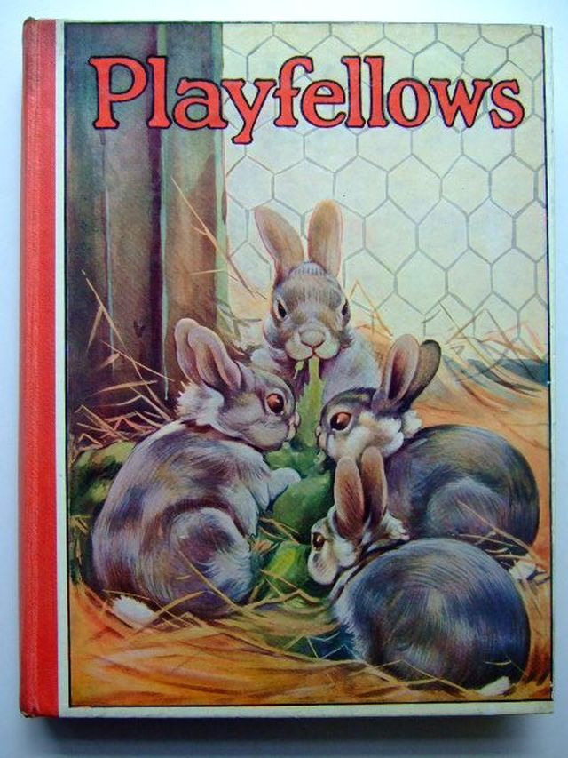 Photo of PLAYFELLOWS written by Herbert, Charles illustrated by Browne, Jacques published by John F. Shaw & Co Ltd. (STOCK CODE: 1104944)  for sale by Stella & Rose's Books