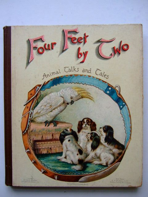 Photo of FOUR FEET BY TWO published by Ernest Nister, E.P. Dutton & Co. (STOCK CODE: 1104995)  for sale by Stella & Rose's Books