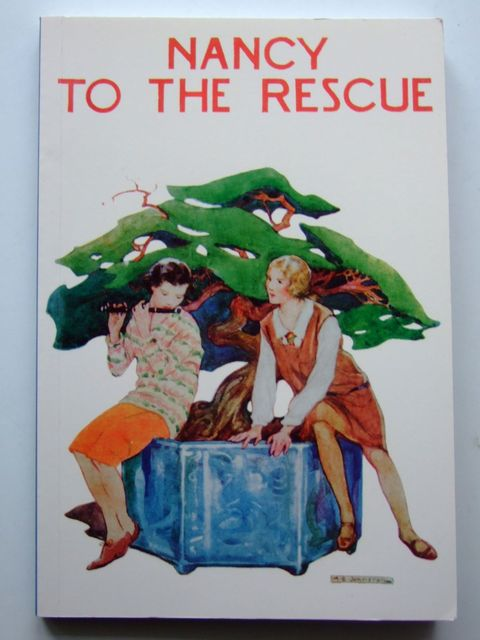 Photo of NANCY TO THE RESCUE written by Bruce, Dorita Fairlie published by Girls Gone By (STOCK CODE: 1105445)  for sale by Stella & Rose's Books