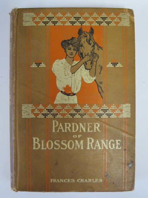 Photo of PARDNER OF BLOSSOM RANGE written by Charles, Frances published by Little, Brown and Company (STOCK CODE: 1106071)  for sale by Stella & Rose's Books