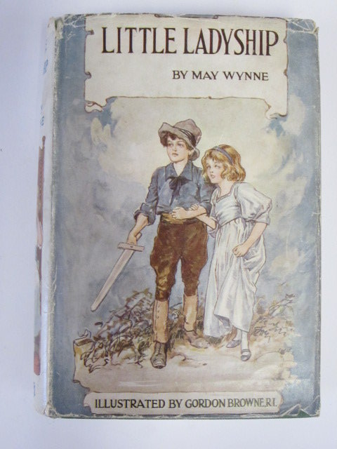 Photo of LITTLE LADYSHIP written by Wynne, May illustrated by Browne, Gordon published by The R.T.S. Office (STOCK CODE: 1106115)  for sale by Stella & Rose's Books
