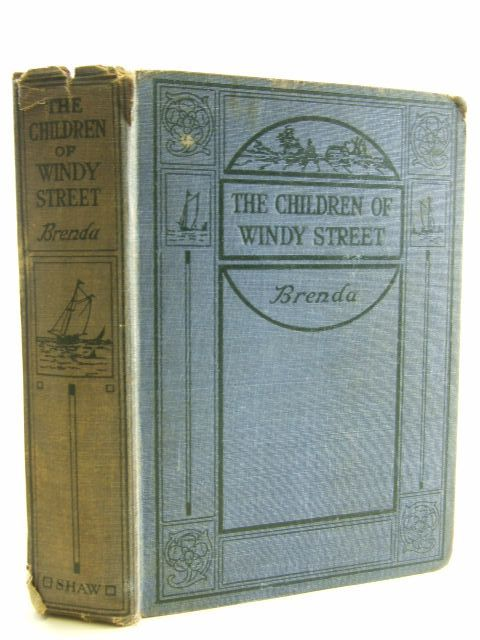 Photo of THE CHILDREN OF WINDY STREET written by Brenda,  published by John F. Shaw & Co Ltd. (STOCK CODE: 1106634)  for sale by Stella & Rose's Books