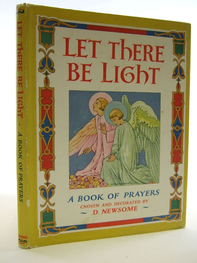 Photo of LET THERE BE LIGHT written by Newsome, D. illustrated by Newsome, D. published by Frederick Warne & Co Ltd. (STOCK CODE: 1107218)  for sale by Stella & Rose's Books