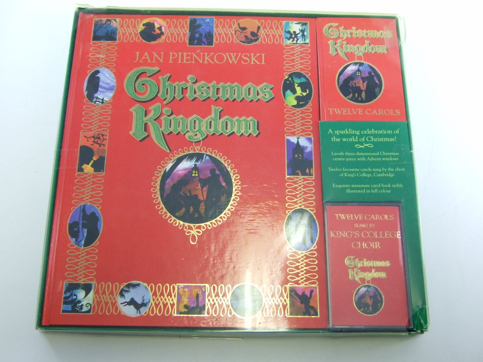 Photo of CHRISTMAS KINGDOM illustrated by Pienkowski, Jan published by Viking (STOCK CODE: 1107357)  for sale by Stella & Rose's Books