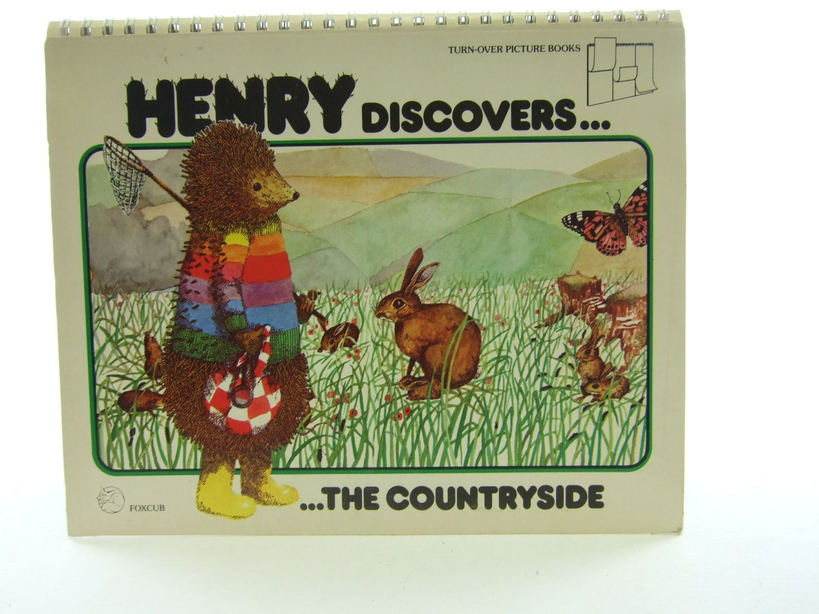 Photo of HENRY DISCOVERS THE COUNTRYSIDE illustrated by Mills, Caroline published by Foxwood Publishing Limited (STOCK CODE: 1107572)  for sale by Stella & Rose's Books