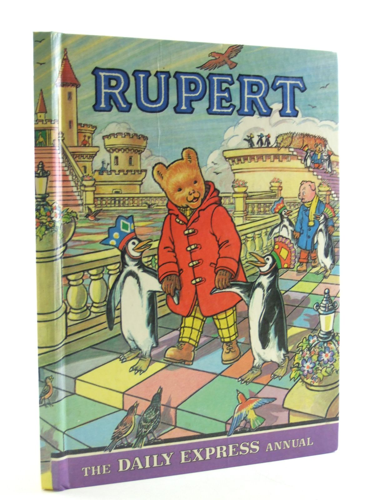 Photo of RUPERT ANNUAL 1977 illustrated by Cubie, Alex published by Daily Express (STOCK CODE: 1107875)  for sale by Stella & Rose's Books