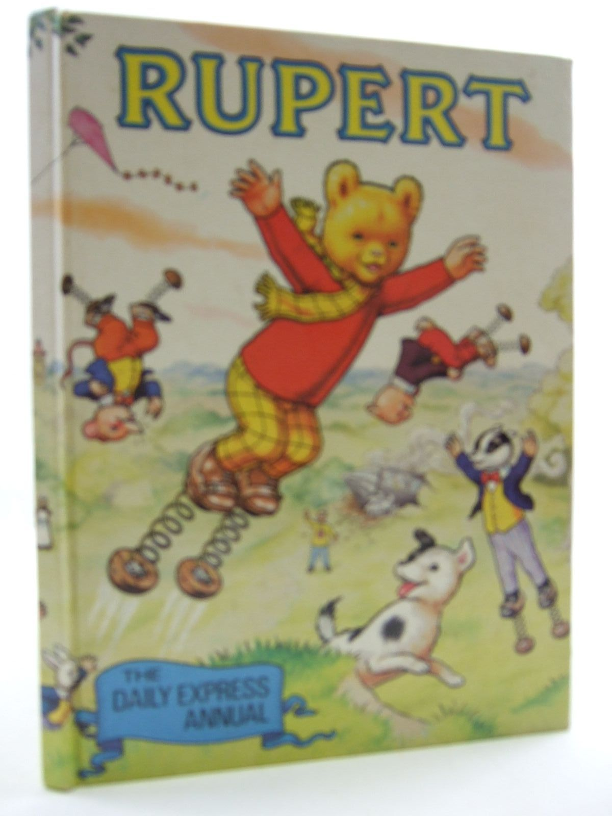 Photo of RUPERT ANNUAL 1982 illustrated by Harrold, John published by Express Newspapers Ltd. (STOCK CODE: 1108377)  for sale by Stella & Rose's Books