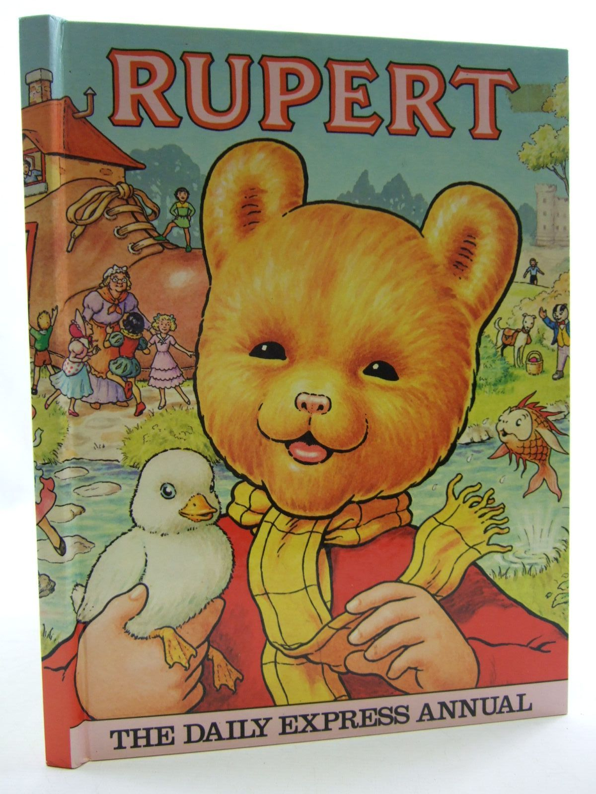 Photo of RUPERT ANNUAL 1981 illustrated by Harrold, John published by Express Newspapers Ltd. (STOCK CODE: 1108378)  for sale by Stella & Rose's Books