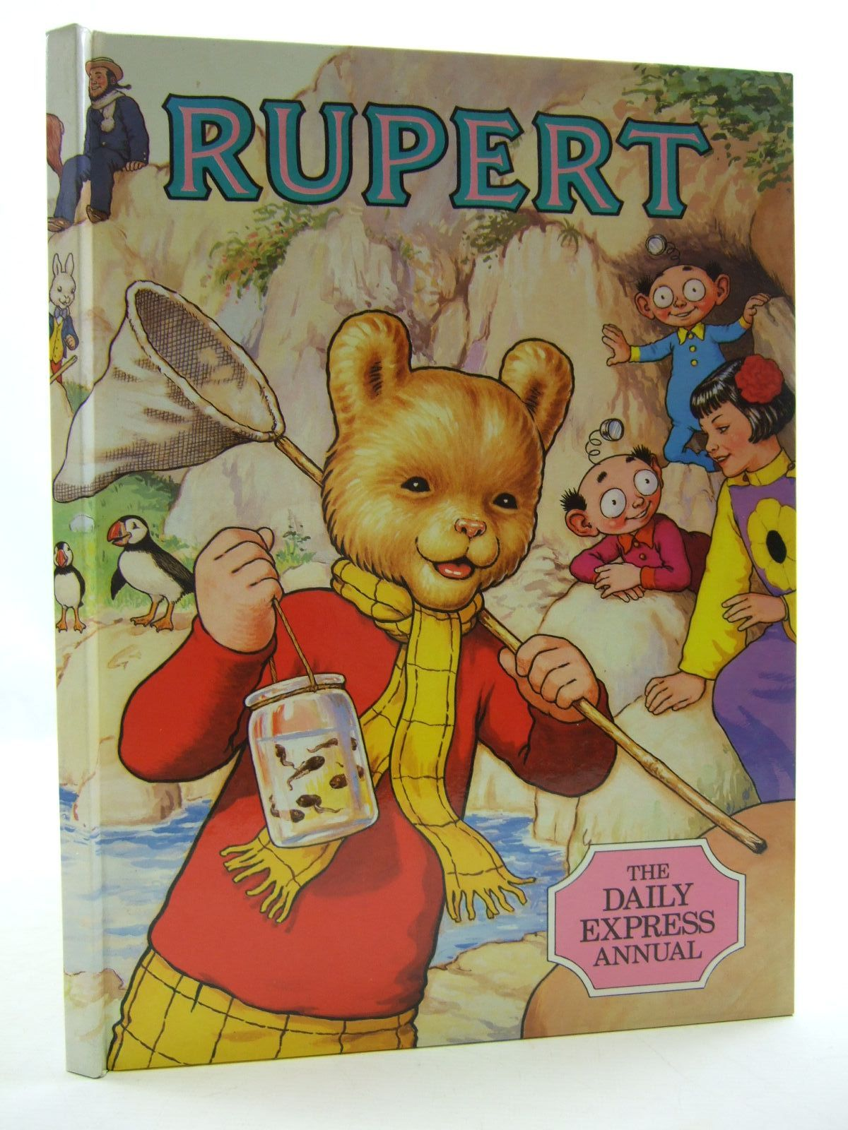 Photo of RUPERT ANNUAL 1986 illustrated by Harrold, John published by Express Newspapers Ltd. (STOCK CODE: 1108425)  for sale by Stella & Rose's Books