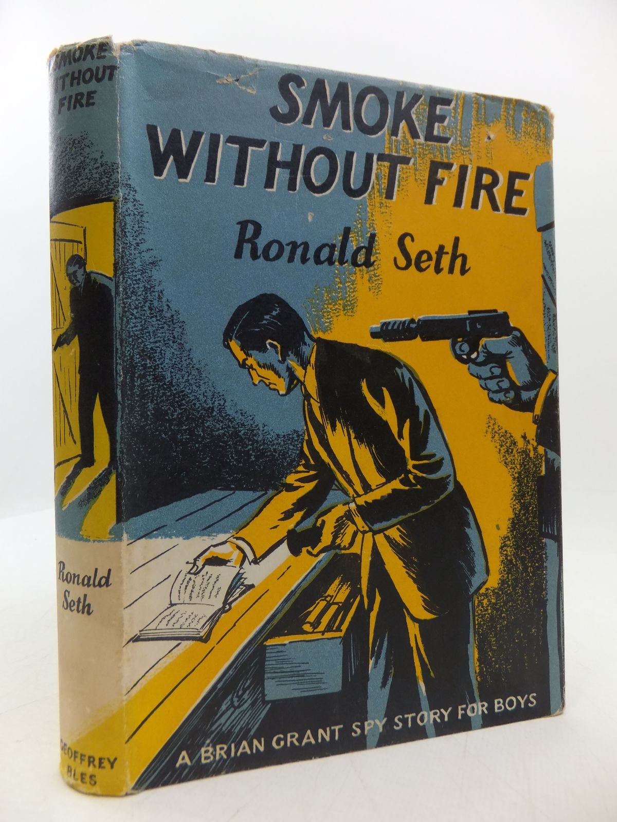 Photo of SMOKE WITHOUT FIRE written by Seth, Ronald published by Geoffrey Bles (STOCK CODE: 1108494)  for sale by Stella & Rose's Books