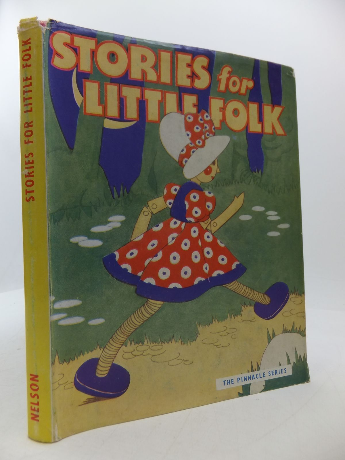 Photo of STORIES FOR LITTLE FOLK written by Chaundler, Christine<br />Russell, Dorothy<br />Herbertson, Agnes Grozier<br />Oldmeadow, Katharine<br />Wynne, May<br />et al, illustrated by Topham,<br />et al., published by Thomas Nelson and Sons Ltd. (STOCK CODE: 1108499)  for sale by Stella & Rose's Books