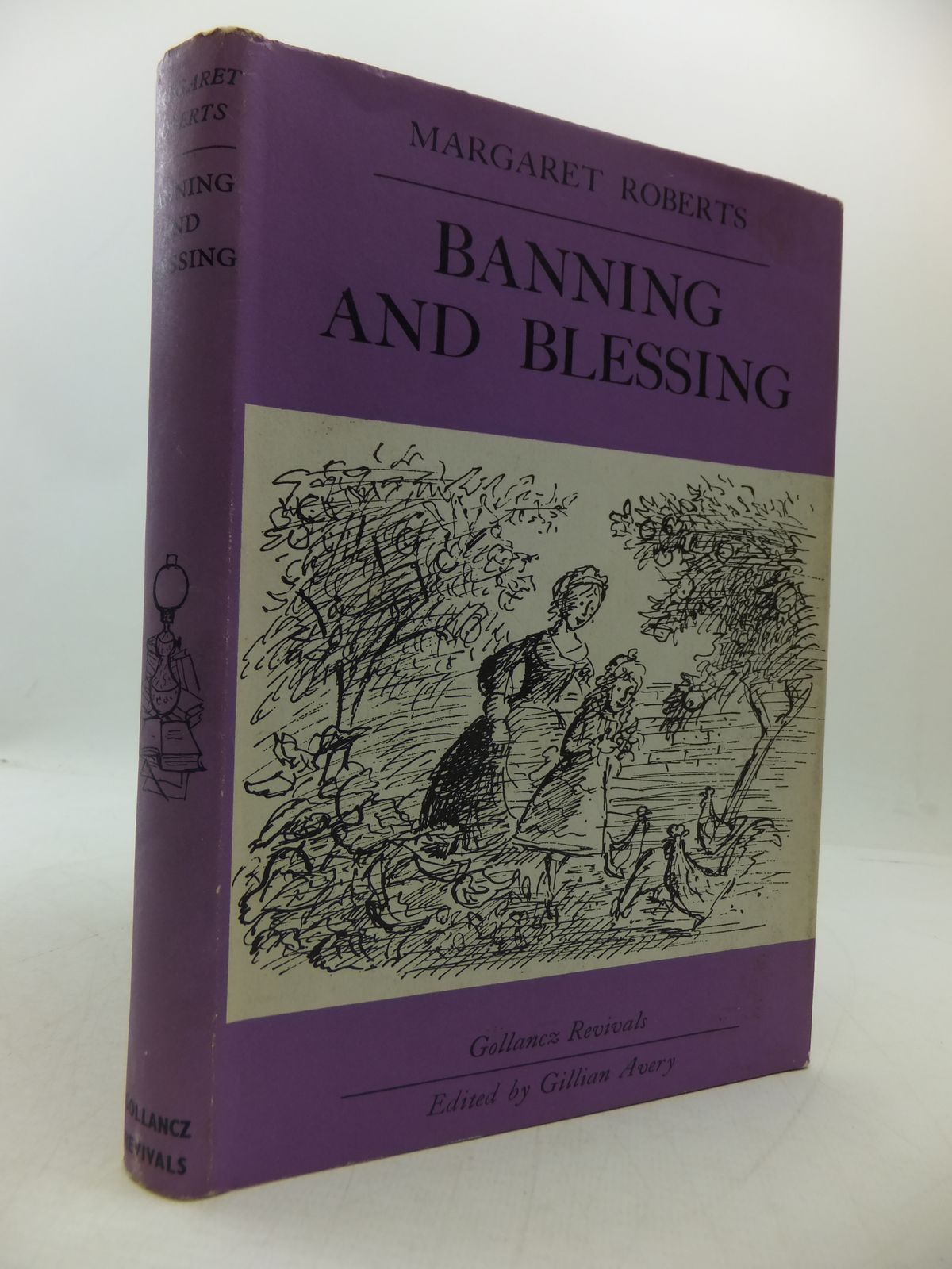 Photo of BANNING AND BLESSING written by Roberts, Margaret<br />Avery, Gillian illustrated by Staniland, C.J. published by Victor Gollancz Ltd. (STOCK CODE: 1108514)  for sale by Stella & Rose's Books