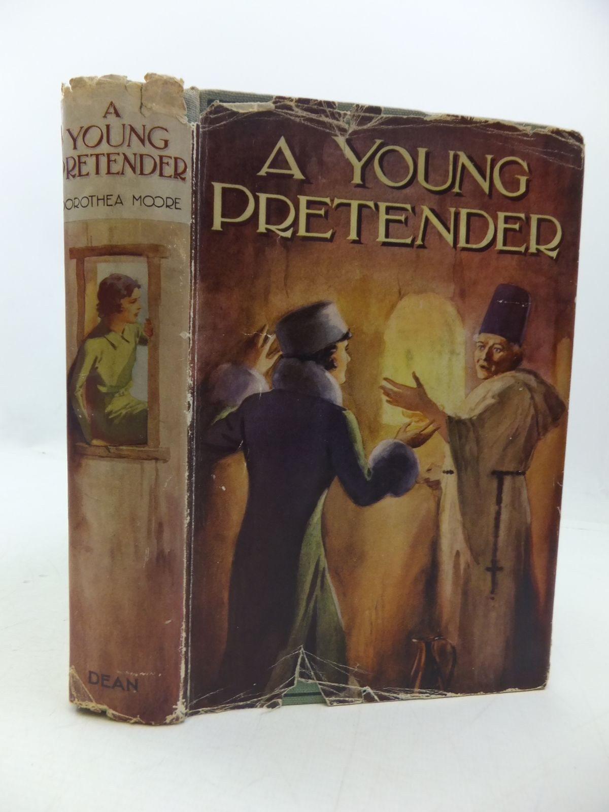 Photo of A YOUNG PRETENDER