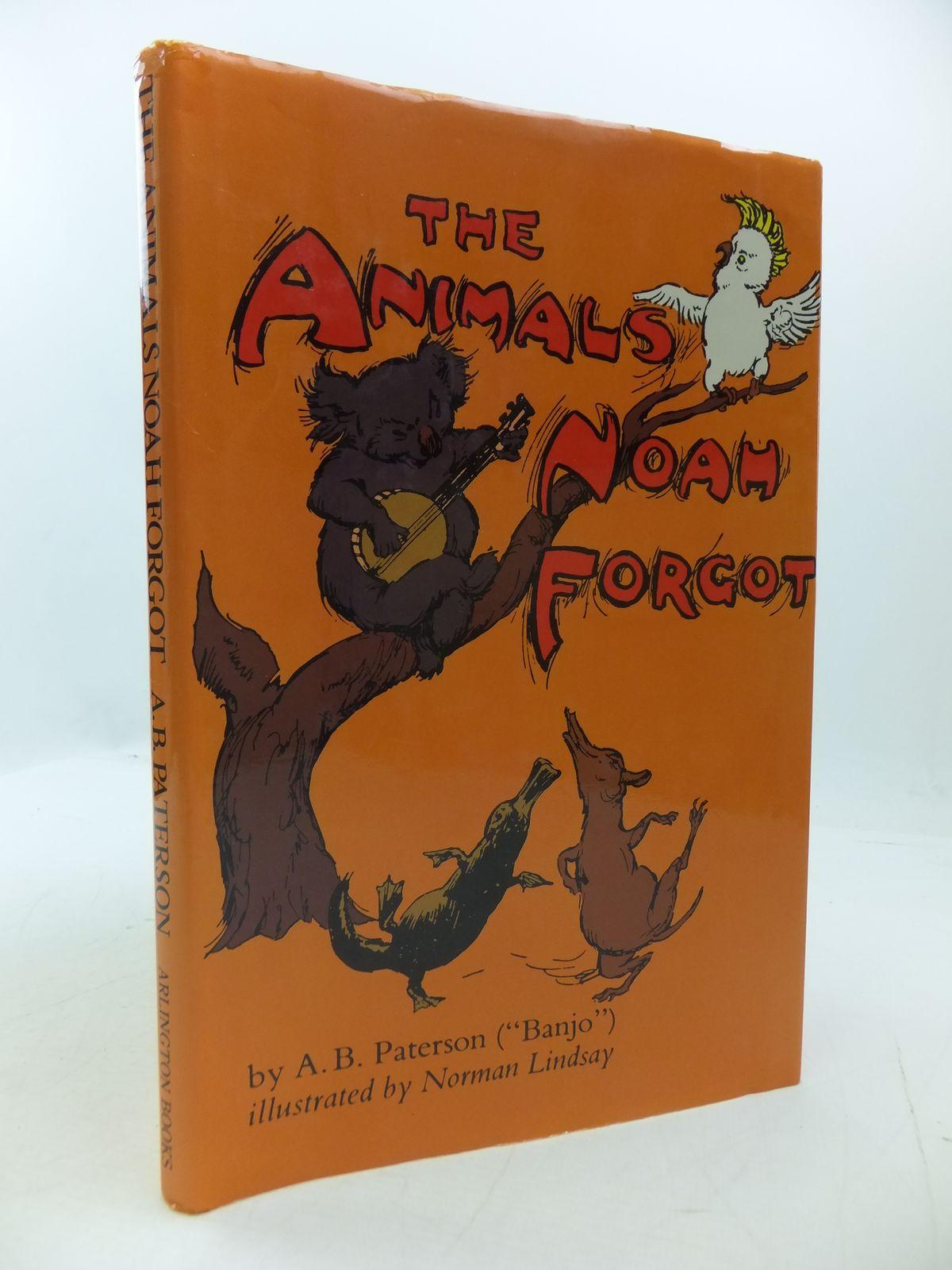 Photo of THE ANIMALS NOAH FORGOT