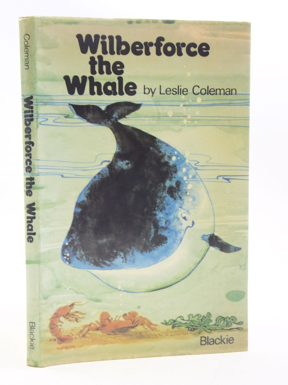 Photo of WILBERFORCE THE WHALE