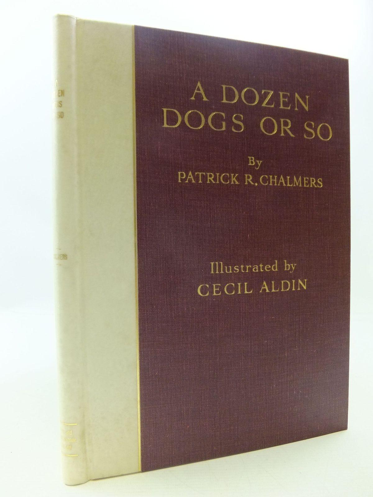 Photo of A DOZEN DOGS OR SO
