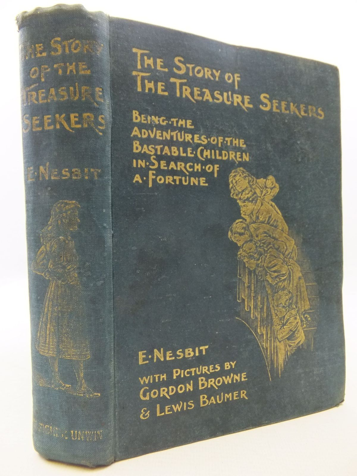 Photo of THE STORY OF THE TREASURE SEEKERS