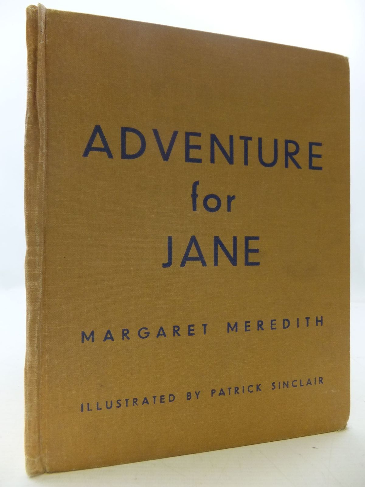 Photo of ADVENTURE FOR JANE written by Meredith, Margaret illustrated by Sinclair, Patrick published by Gordon Martin Publishing Co. Ltd. (STOCK CODE: 1108693)  for sale by Stella & Rose's Books