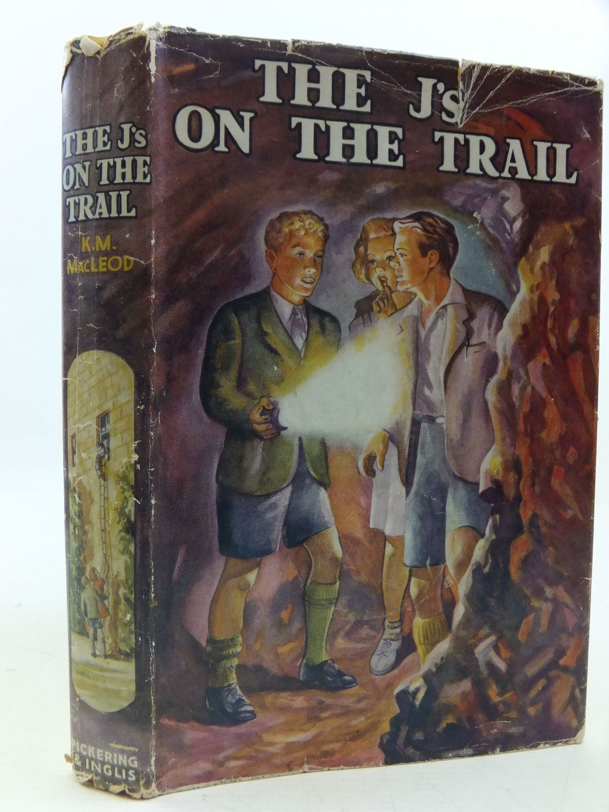 Photo of THE J'S ON THE TRAIL written by Macleod, K.M. published by Pickering & Inglis Ltd. (STOCK CODE: 1108771)  for sale by Stella & Rose's Books