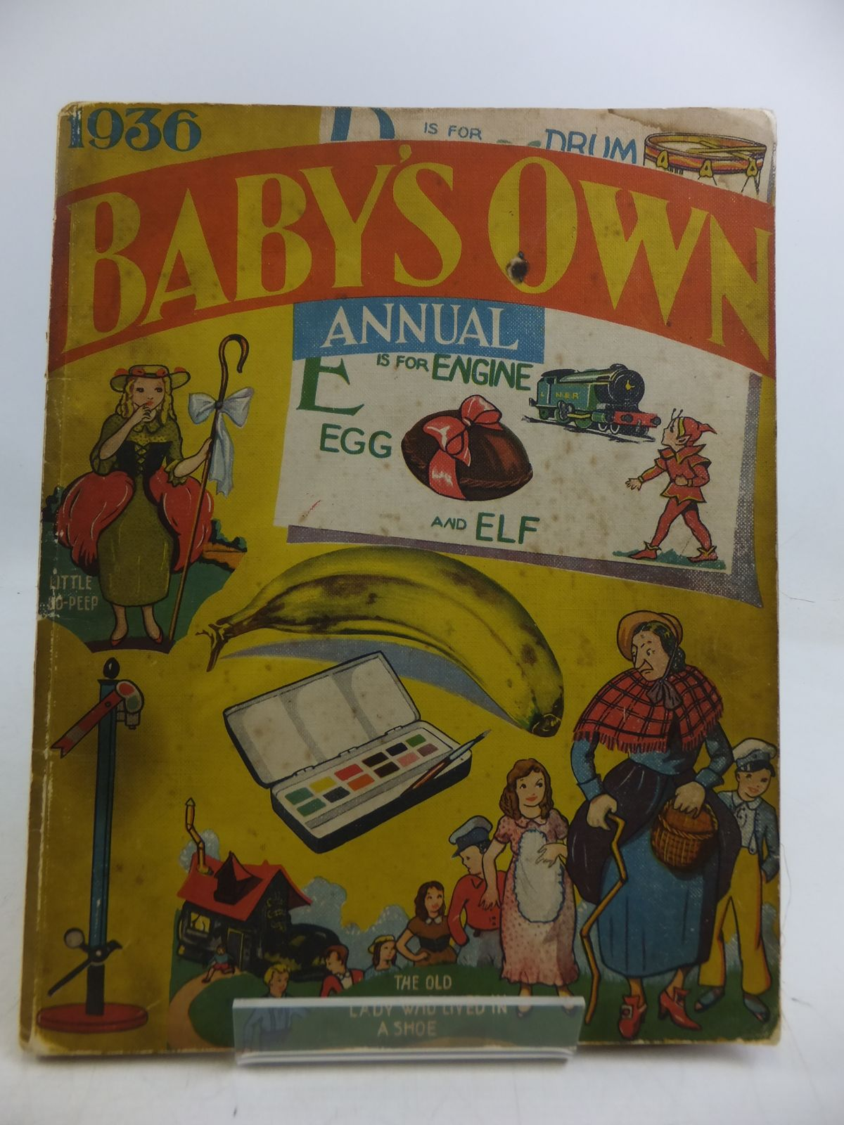 Photo of BABY'S OWN ANNUAL 1936 published by The Amalgamated Press (STOCK CODE: 1108859)  for sale by Stella & Rose's Books