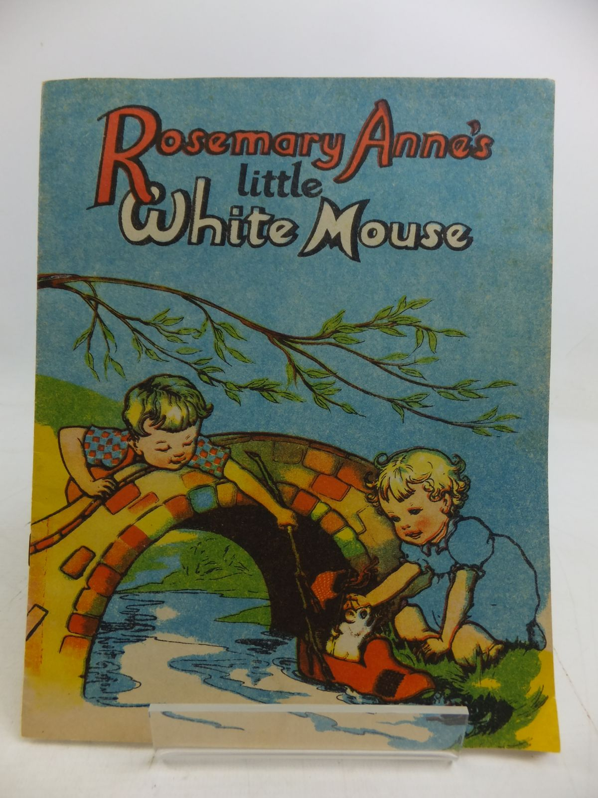 Photo of ROSEMARY ANNE'S LITTLE WHITE MOUSE (STOCK CODE: 1108860)  for sale by Stella & Rose's Books