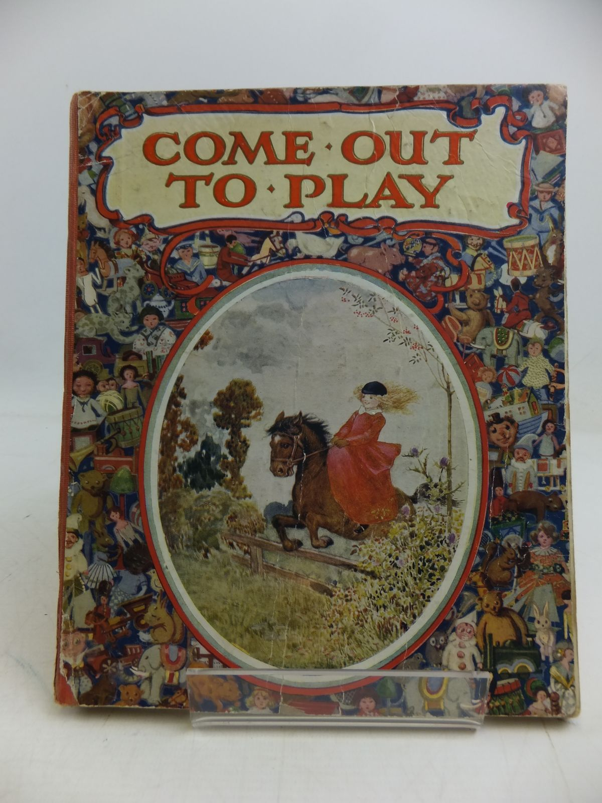 Photo of COME OUT TO PLAY written by Strang, Mrs. Herbert published by Humphrey Milford, Oxford University Press (STOCK CODE: 1108873)  for sale by Stella & Rose's Books