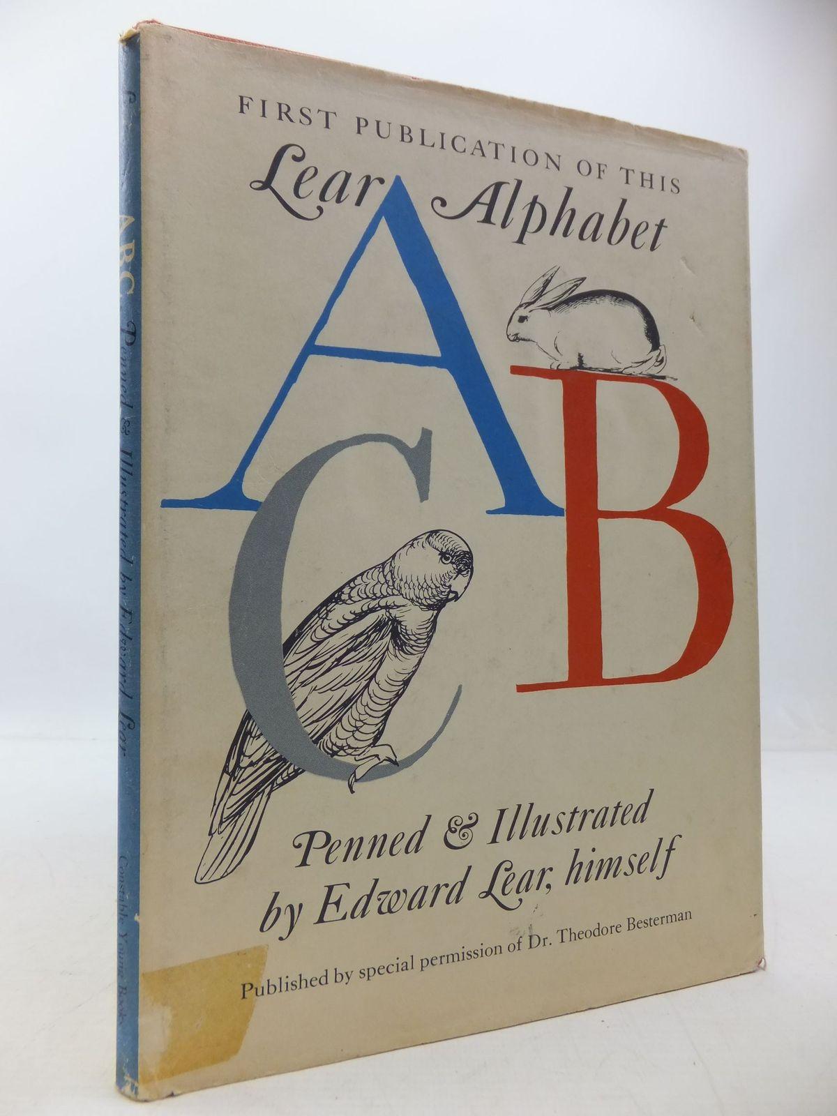 Photo of LEAR ALPHABET ABC