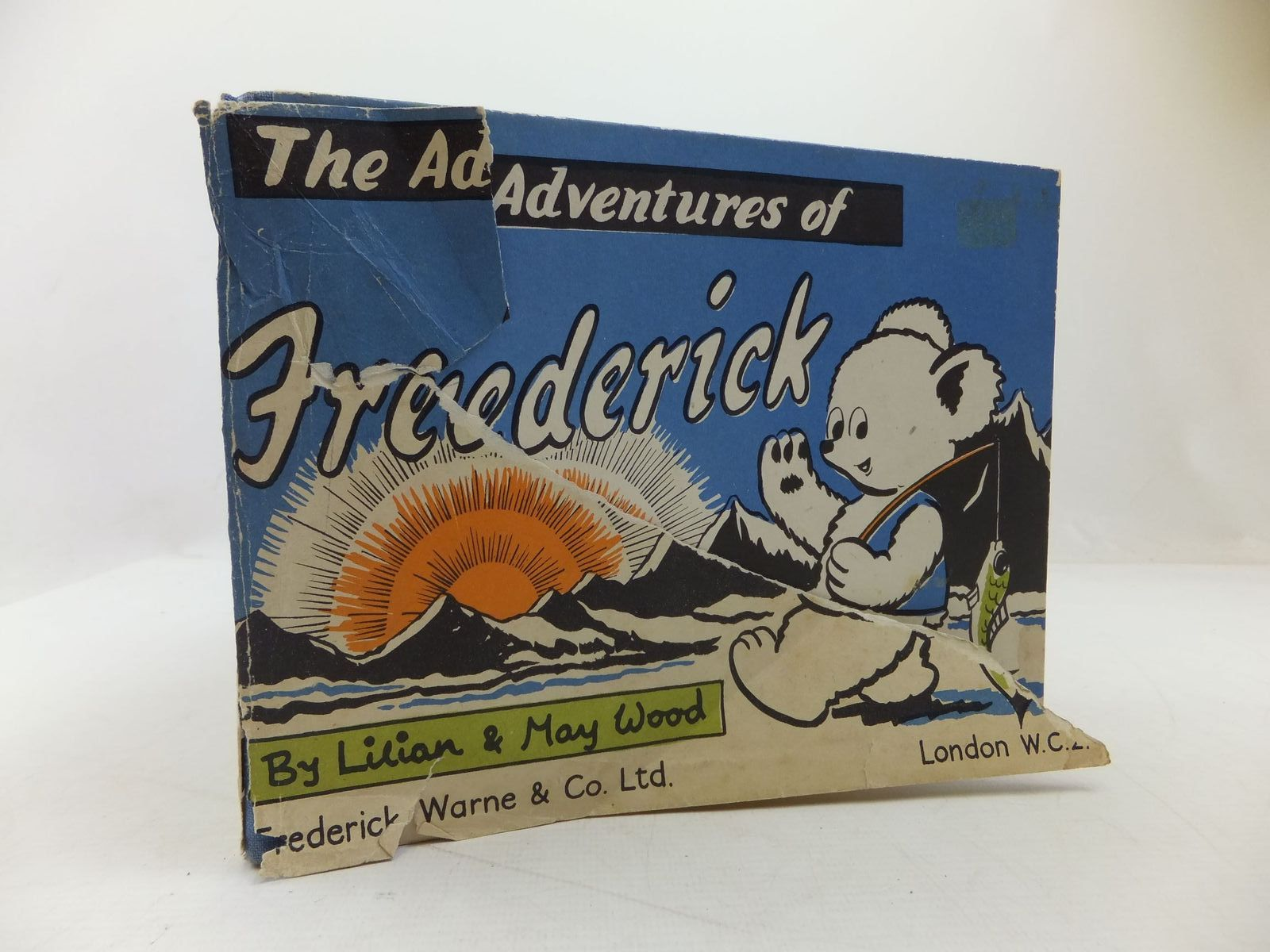 Photo of THE ADVENTURES OF FREDERICK written by Wood, Lilian<br />Wood, May published by Frederick Warne & Co Ltd. (STOCK CODE: 1108895)  for sale by Stella & Rose's Books