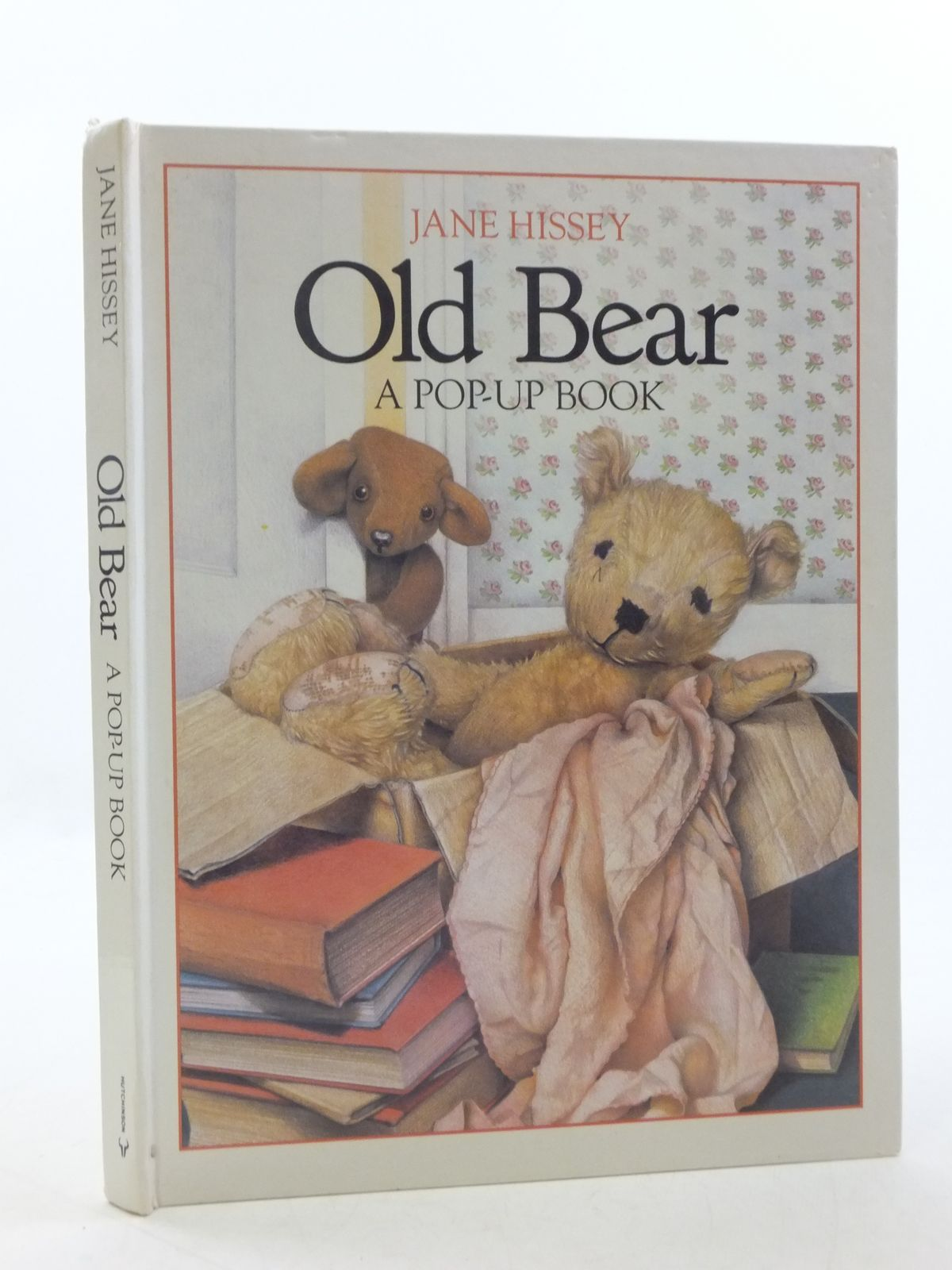 Photo of OLD BEAR A POP-UP BOOK