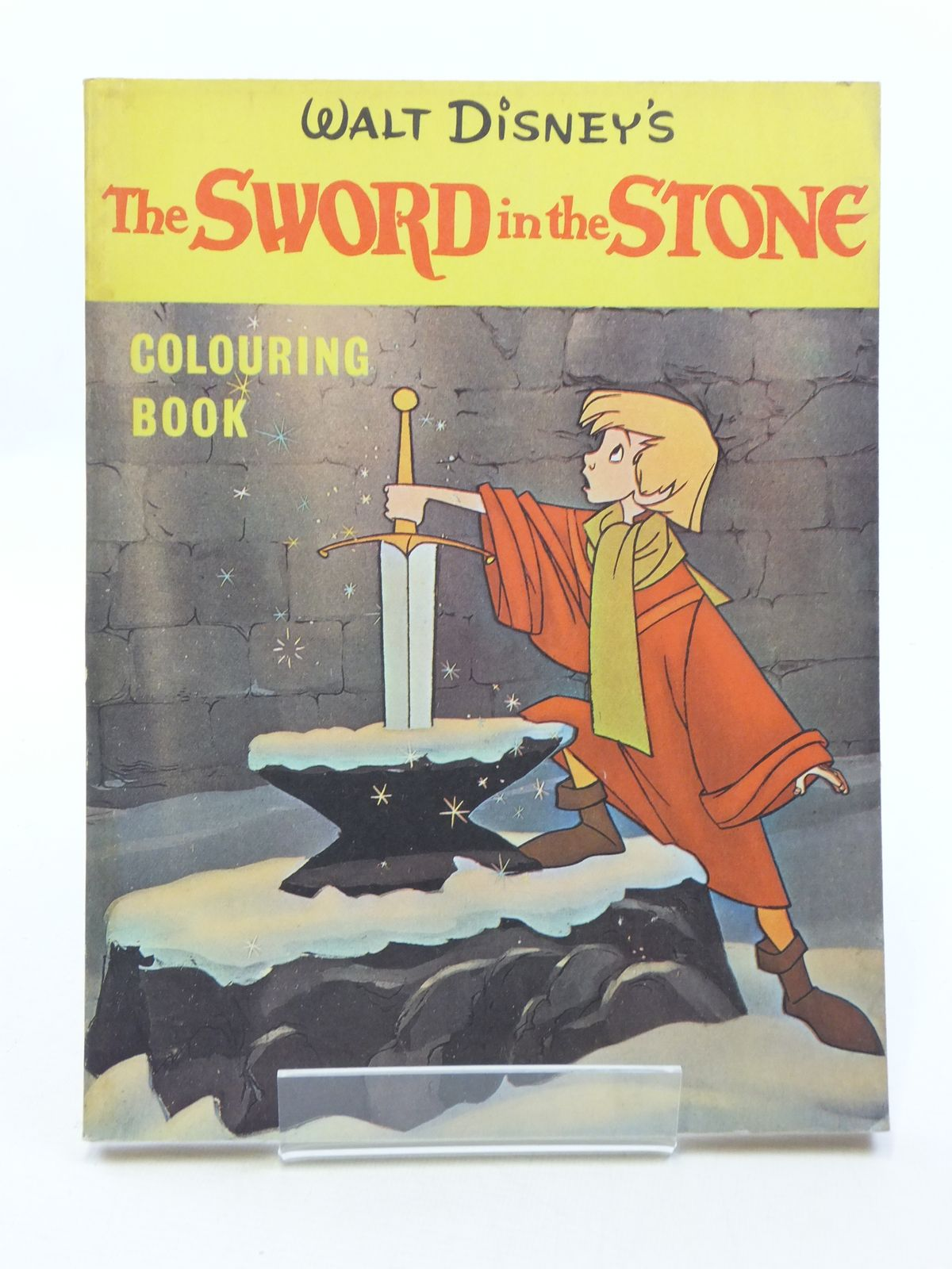 The Sword In The Stone Book