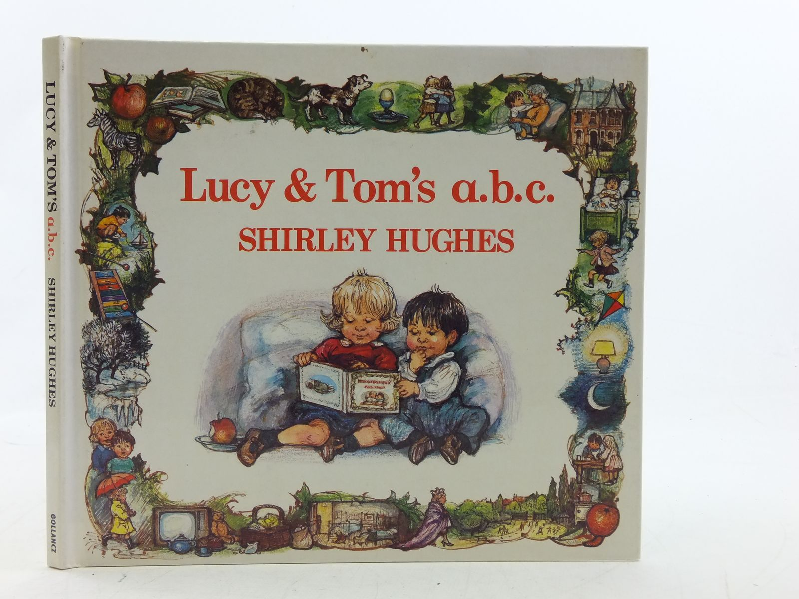Photo of LUCY & TOM'S A.B.C.