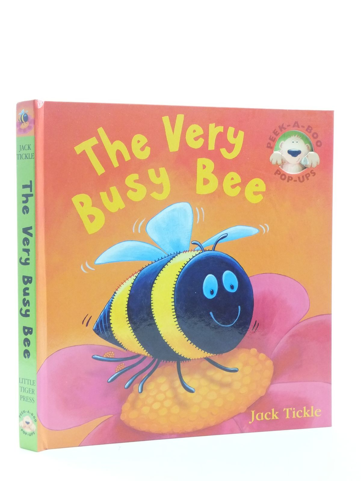 Photo of THE VERY BUSY BEE written by Tickle, Jack illustrated by Tickle, Jack published by Little Tiger Press (STOCK CODE: 1109139)  for sale by Stella & Rose's Books