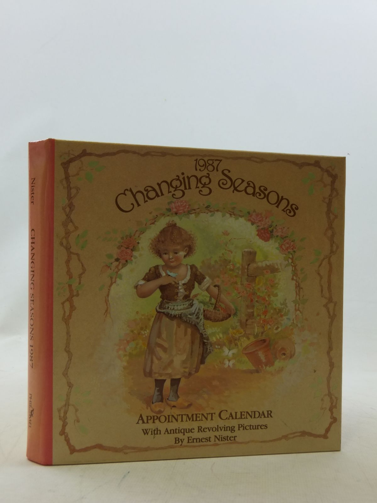 Photo of 1987 CHANGING SEASONS APPOINTMENT CALENDAR