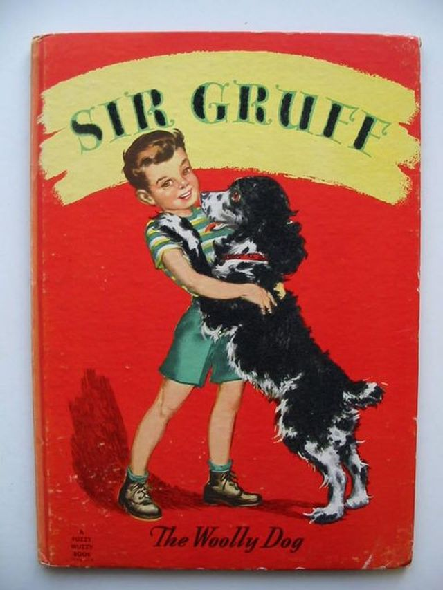 Photo of SIR GRUFF written by Gilbert, Nan illustrated by Winship, Florence Sarah published by Whitman Publishing Company (STOCK CODE: 1201004)  for sale by Stella & Rose's Books