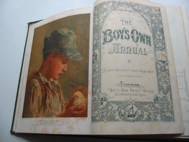 Photo of THE BOY'S OWN ANNUAL VOL 16 written by Stables, Gordon<br />Reed, Talbot Baines<br />Treves, Frederick<br />Gordon, W.J.<br />Verne, Jules<br />Wood, Theodore<br />et al,  illustrated by Browne, Gordon<br />Paget, H.M.<br />et al.,  published by The Boy's Own Paper (STOCK CODE: 1201240)  for sale by Stella & Rose's Books