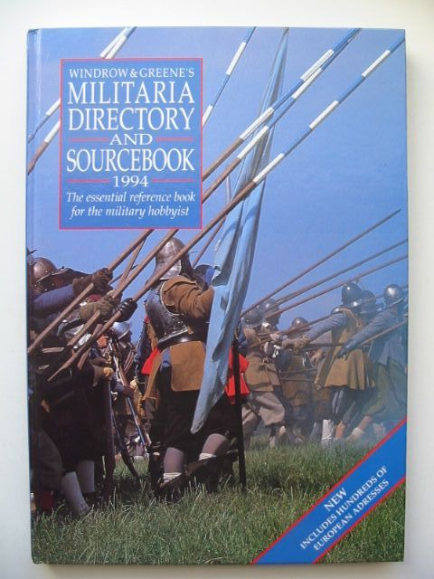 Photo of WINDROW & GREENE'S MILITARIA DIRECTORY AND SOURCEBOOK published by Windrow & Greene (STOCK CODE: 1201272)  for sale by Stella & Rose's Books