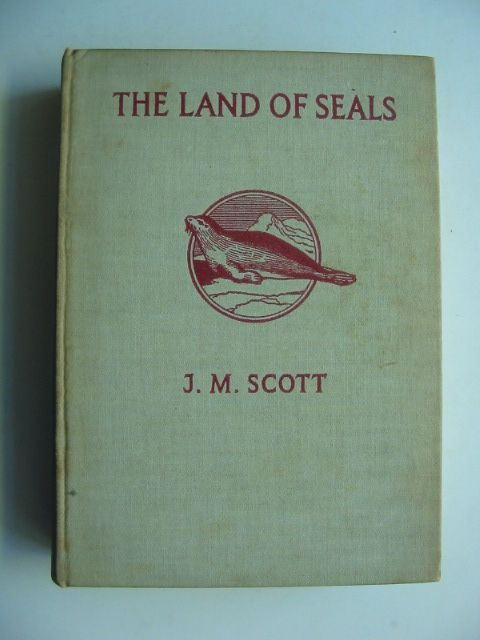 Photo of THE LAND OF SEALS written by Scott, J.M. published by Hodder & Stoughton (STOCK CODE: 1201350)  for sale by Stella & Rose's Books
