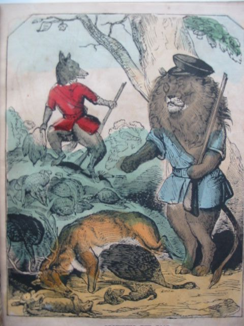 Photo of AN ACCOUNT OF THE GRAND PARTIES GIVEN BY THE LION, THE DOG, THE CAT AND THE DONKEYS, THE BUTTERFLIES GAY, AND ALSO THE MONKEYS published by Dean & Son (STOCK CODE: 1201594)  for sale by Stella & Rose's Books