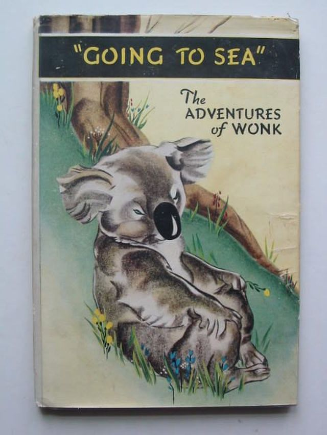 Photo of THE ADVENTURES OF WONK - GOING TO SEA written by Levy, Muriel illustrated by Kiddell-Monroe, Joan published by Wills & Hepworth Ltd. (STOCK CODE: 1201837)  for sale by Stella & Rose's Books
