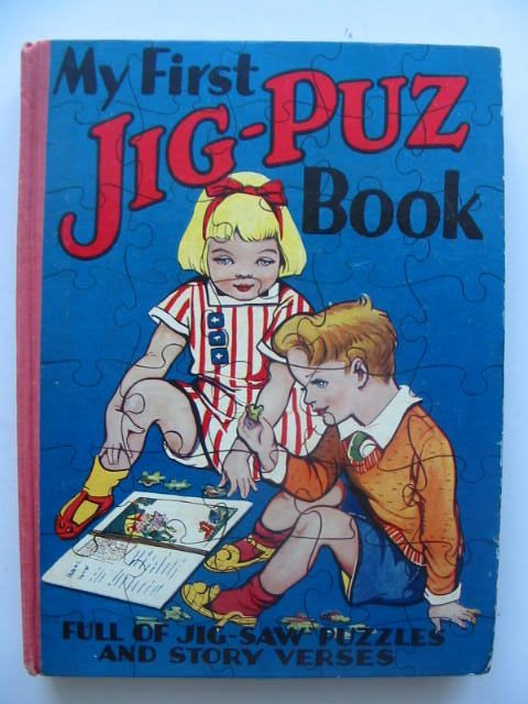 Photo of MY FIRST JIG-PUZ BOOK published by John Leng & Co. Ltd. (STOCK CODE: 1202200)  for sale by Stella & Rose's Books