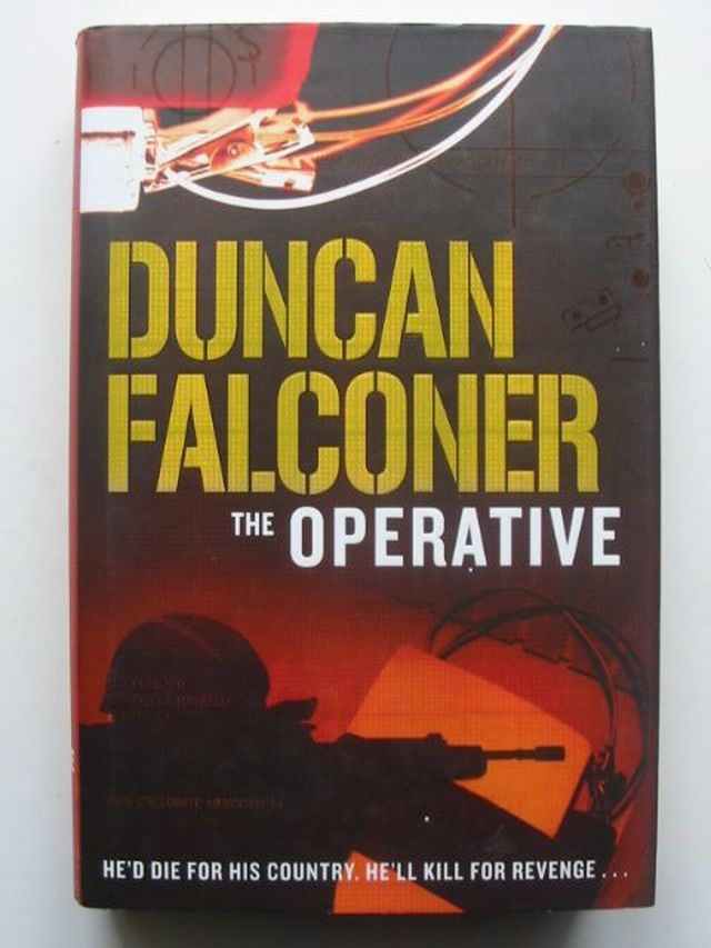 Photo of THE OPERATIVE written by Falconer, Duncan published by Time Warner Books (STOCK CODE: 1202479)  for sale by Stella & Rose's Books