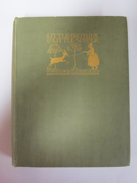 Photo of LITTLE BROTHER & LITTLE SISTER AND OTHER TALES written by Grimm, Brothers illustrated by Rackham, Arthur published by Constable & Co. Ltd. (STOCK CODE: 1202694)  for sale by Stella & Rose's Books