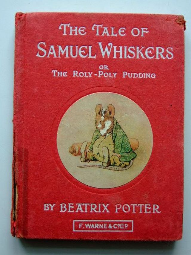 Photo of THE TALE OF SAMUEL WHISKERS OR THE ROLY-POLY PUDDING written by Potter, Beatrix illustrated by Potter, Beatrix published by Frederick Warne & Co Ltd. (STOCK CODE: 1203786)  for sale by Stella & Rose's Books