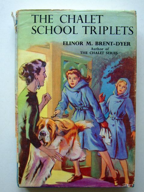 Photo of THE CHALET SCHOOL TRIPLETS- Stock Number: 1203935